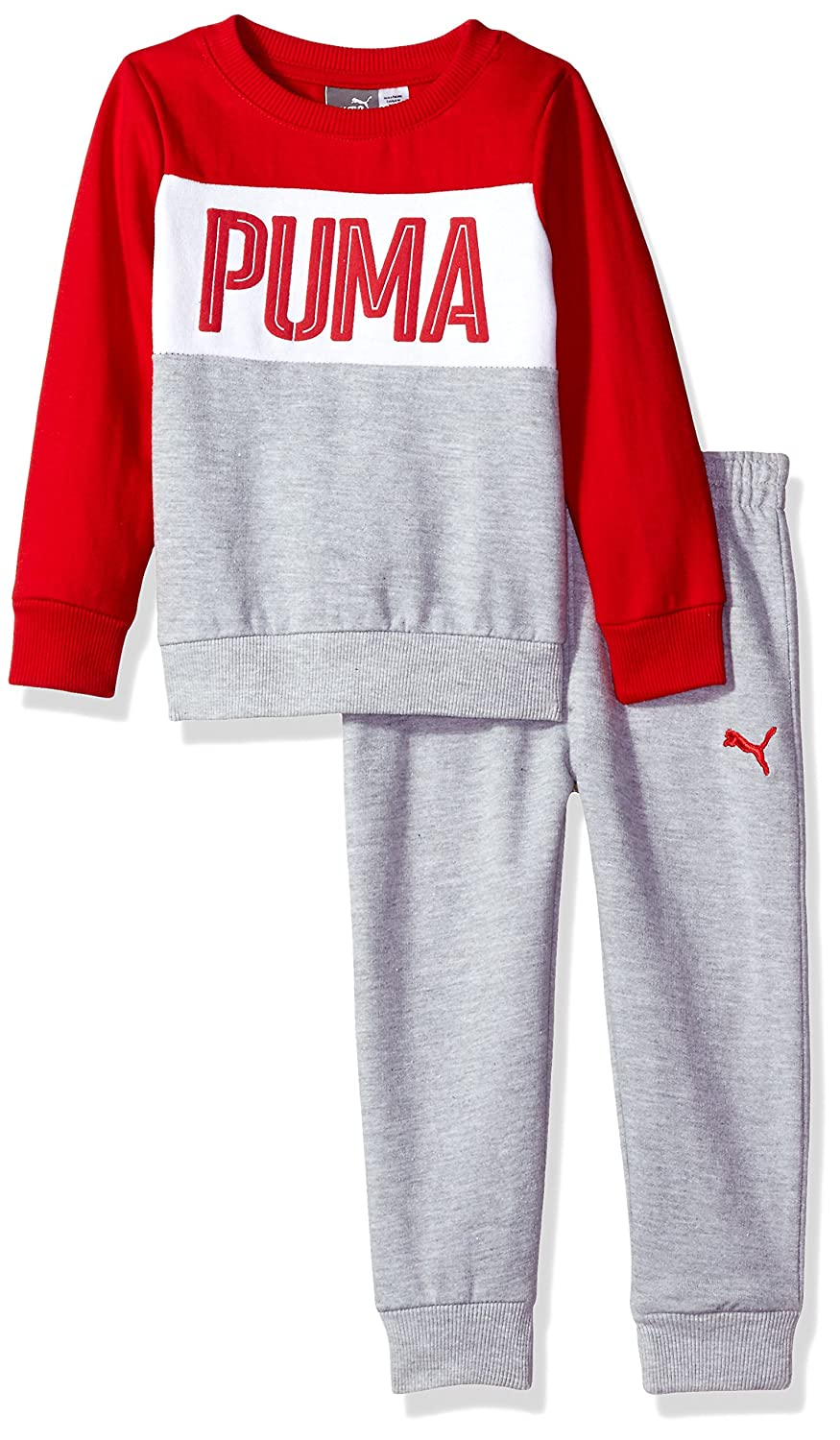 PUMA Boys Toddler Boys Boys' Two Piece Fleece Set