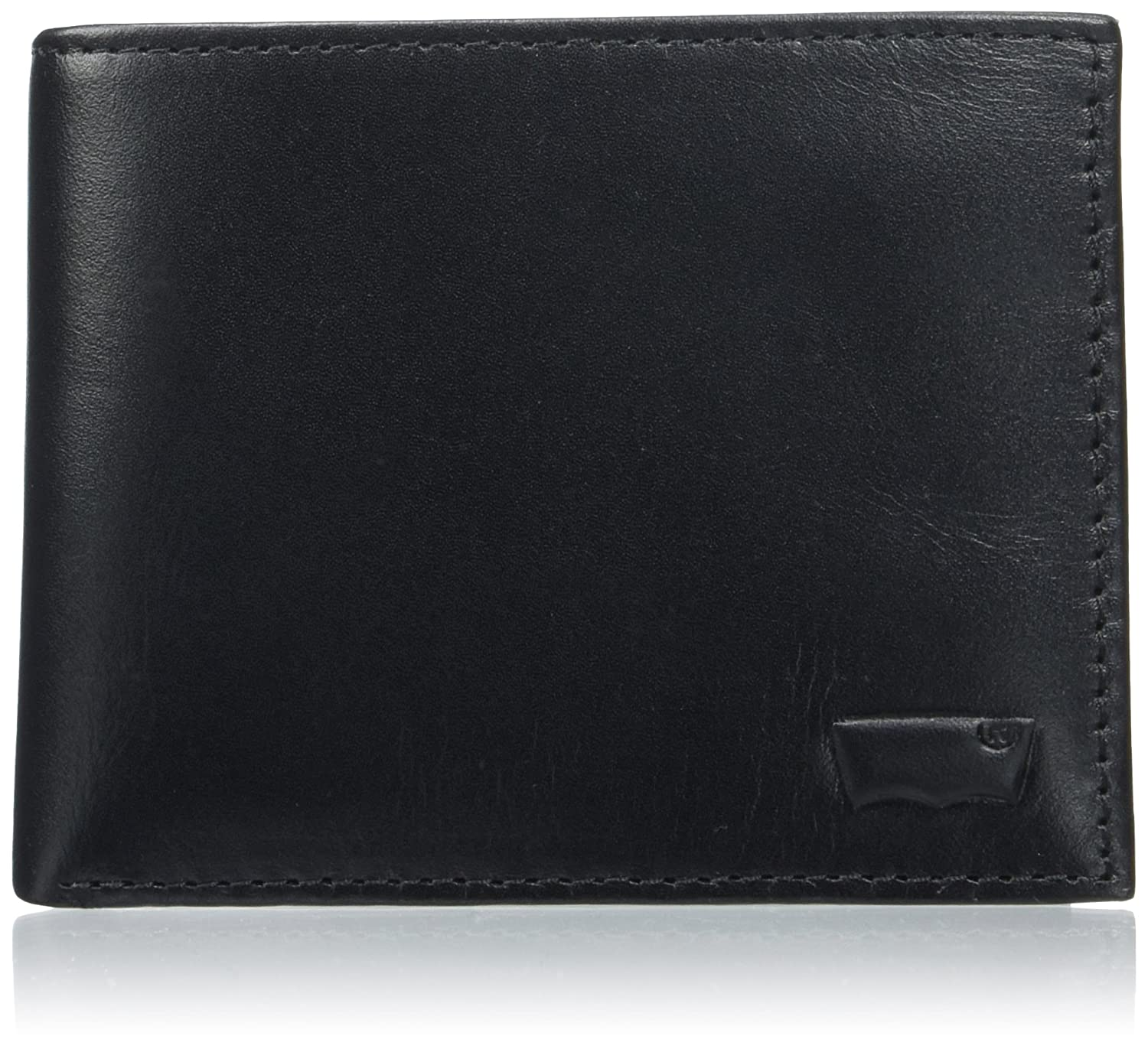 Levis Inlay Bifold with Coin Pocket Wallet porte-monnaie unisexe - Marron (28 Brown) Taille Unique 224667-4