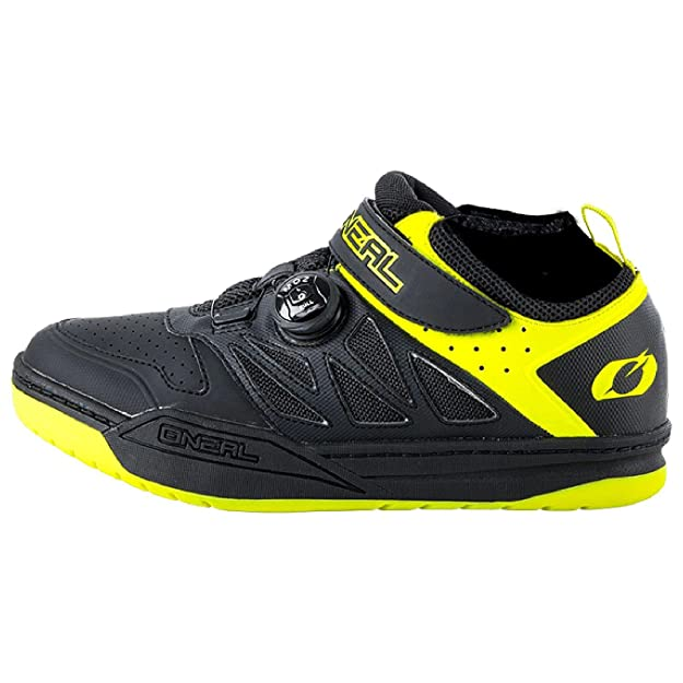 ONeal Session SPD - Chaussures Homme - Jaune/Noir Pointures 46 2018 Chaussures VTT Shimano