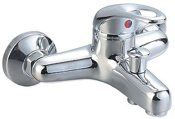 Bevorzugt Badewannenarmatur mit Handbrause (Brauseschlauch) | Wannen Armatur SN01