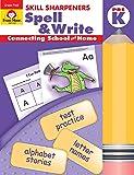 Skill Sharpeners Spell & Write, Pre-K
