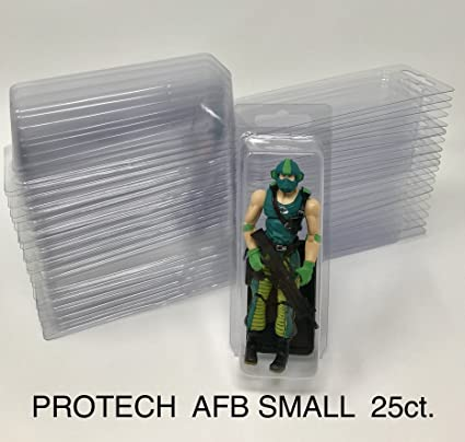Black Modern Action Figure Stands Protech Sealed pack of 10 Star Wars Joes