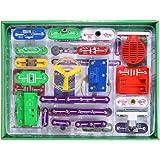 Arshiner Elektronik-Baukasten Elektronik Set mit Experimenten Set Experimentier-Set (38-teiliger mit 335 Experimenten)
