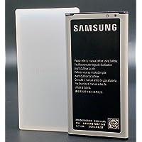 Original OEM Samsung Galaxy S5 battery (NFC) EB-BG900BBE 2800mAh - W/ Battery Protective Case