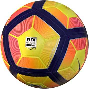 Nike Ordem 4-Serie A Balón, Unisex Adulto, Amarillo (Yellow/Purple ...