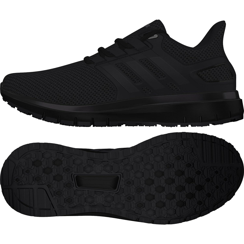 Adidas Energy Cloud 2 M, Zapatillas de Entrenamiento para Hombre 44 2/3 EU|Negro (Noir/Gris Carbone Cblack/Carbon)