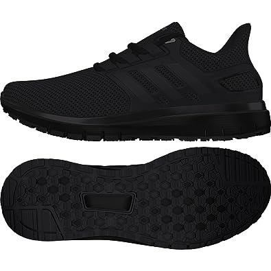 hot sale online bf420 1fd59 Adidas Energy Cloud 2 M, Chaussures de Running Homme, Noir (NoirGris