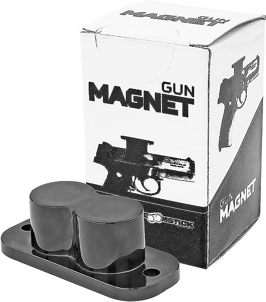 Boomstick Gun Accessories Pistola imán Oculta Pistola imán Soporte ...