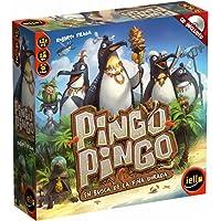 Asmodee- Juego de Cartas Pingo (ADE0PIN01ES)