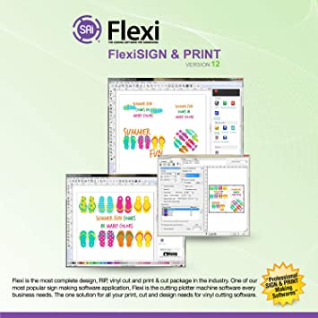 Amazon com: SAi Flexi 12 Cloud Family SW (FlexiSIGN