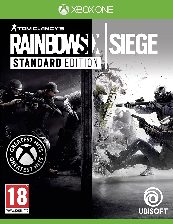 Tom Clancys Rainbow Six Siege: Amazon.es: Electrónica