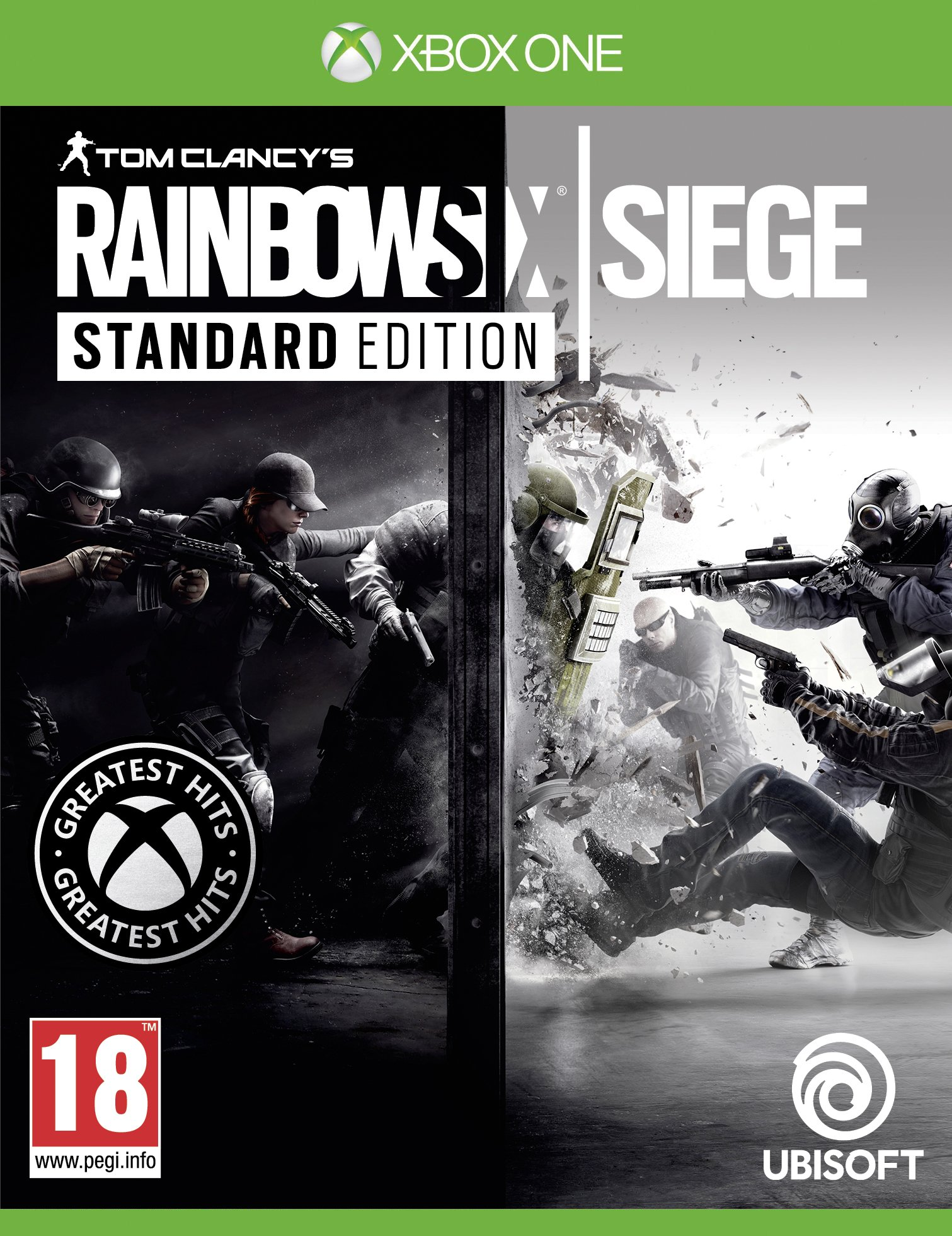 Tom Clancy's Rainbow Six Siege (Xbox One) product image