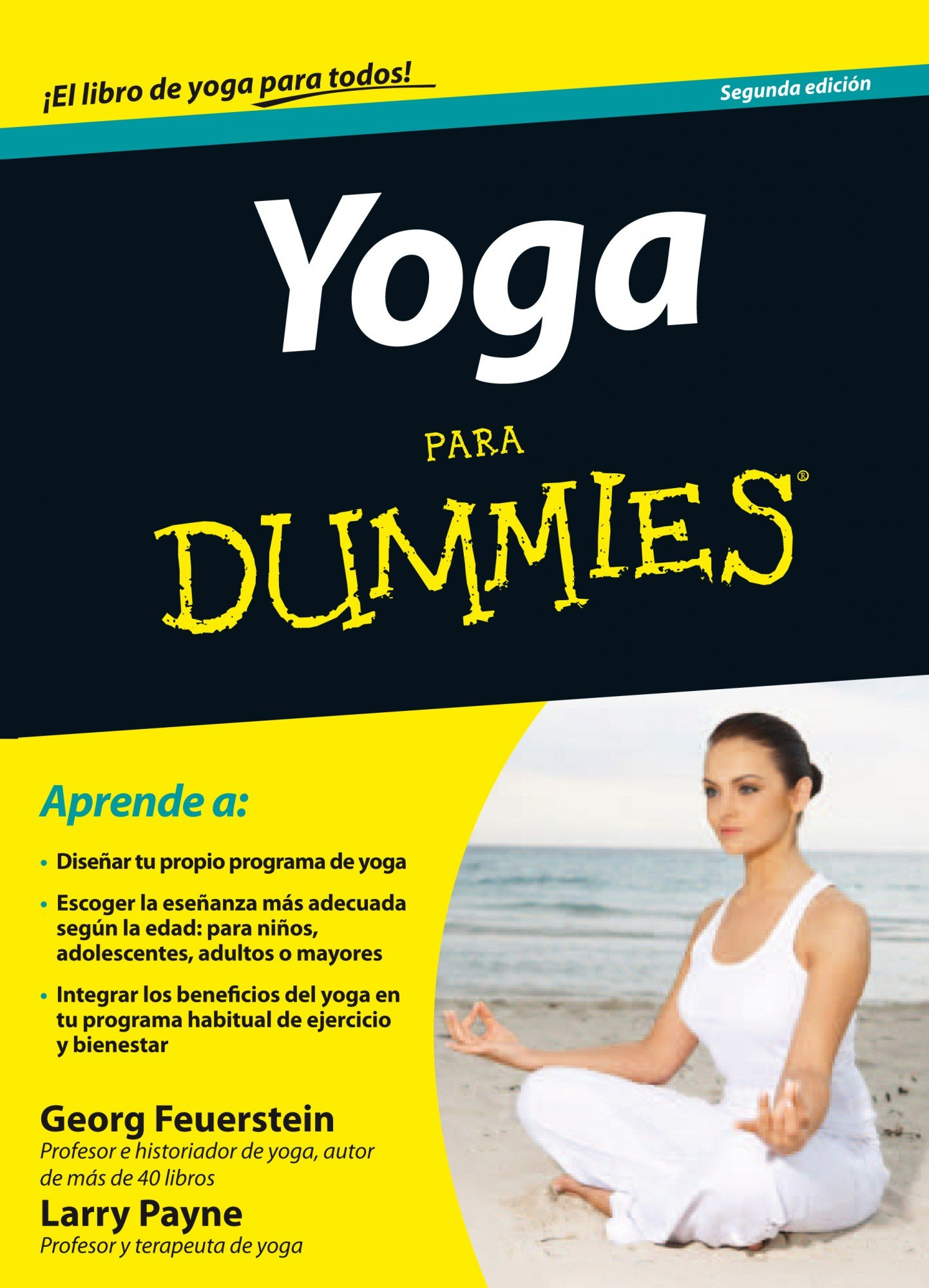 Yoga para Dummies: Amazon.es: Larry Payne, Georg Feuerstein ...