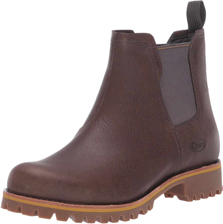 Chaco Women's Fields Chelsea Waterproof Boot