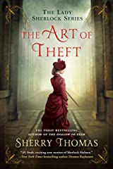 The Art of Theft (The Lady Sherlock Series) Paperback