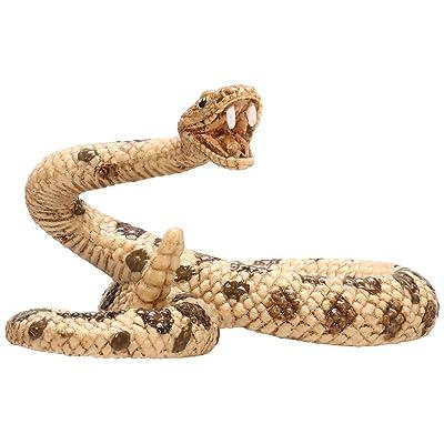 SCHLEICH Rattlesnake Toy Figure: Schleich: Toys & Games