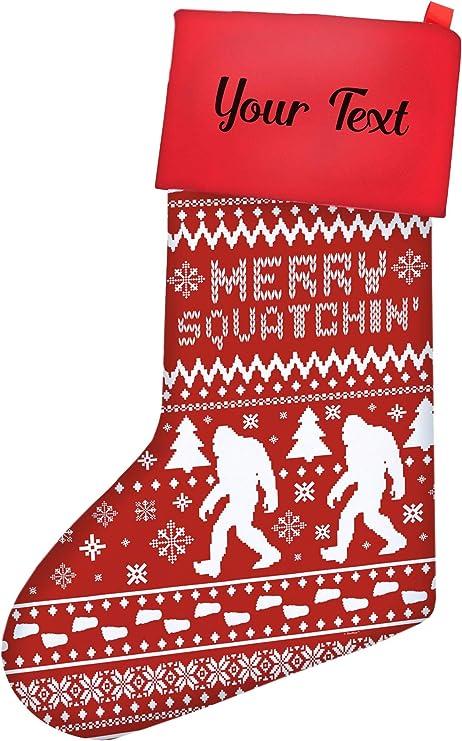 Secret Santa Stocking for Boys