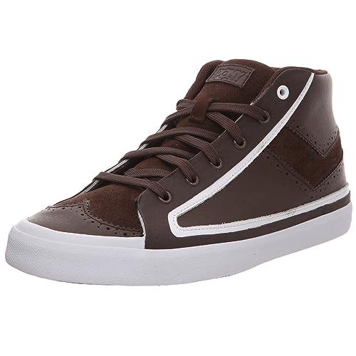 Pony - Zapatillas de Deporte de Cuero para Hombre: Amazon.es: Zapatos y complementos