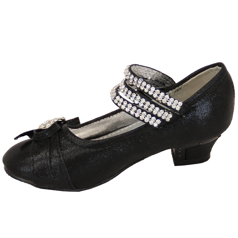 Miss Claudine Girls Sequin Knot Glitter 0560
