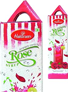 Haldiram's Rose Syrup 750 ml, 750 ml