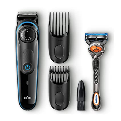 Braun BT3040 Men s Ultimate Hair Clipper   Beard Trimmer with 39 Length  Settings for Ultimate Precision 80b020504ce7