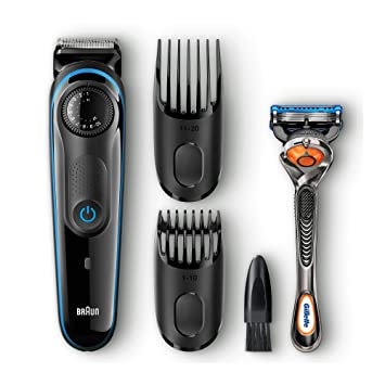 Braun BT3040 Menu0027s Ultimate Hair Clipper/Beard Trimmer With 39 Length  Settings For Ultimate Precision