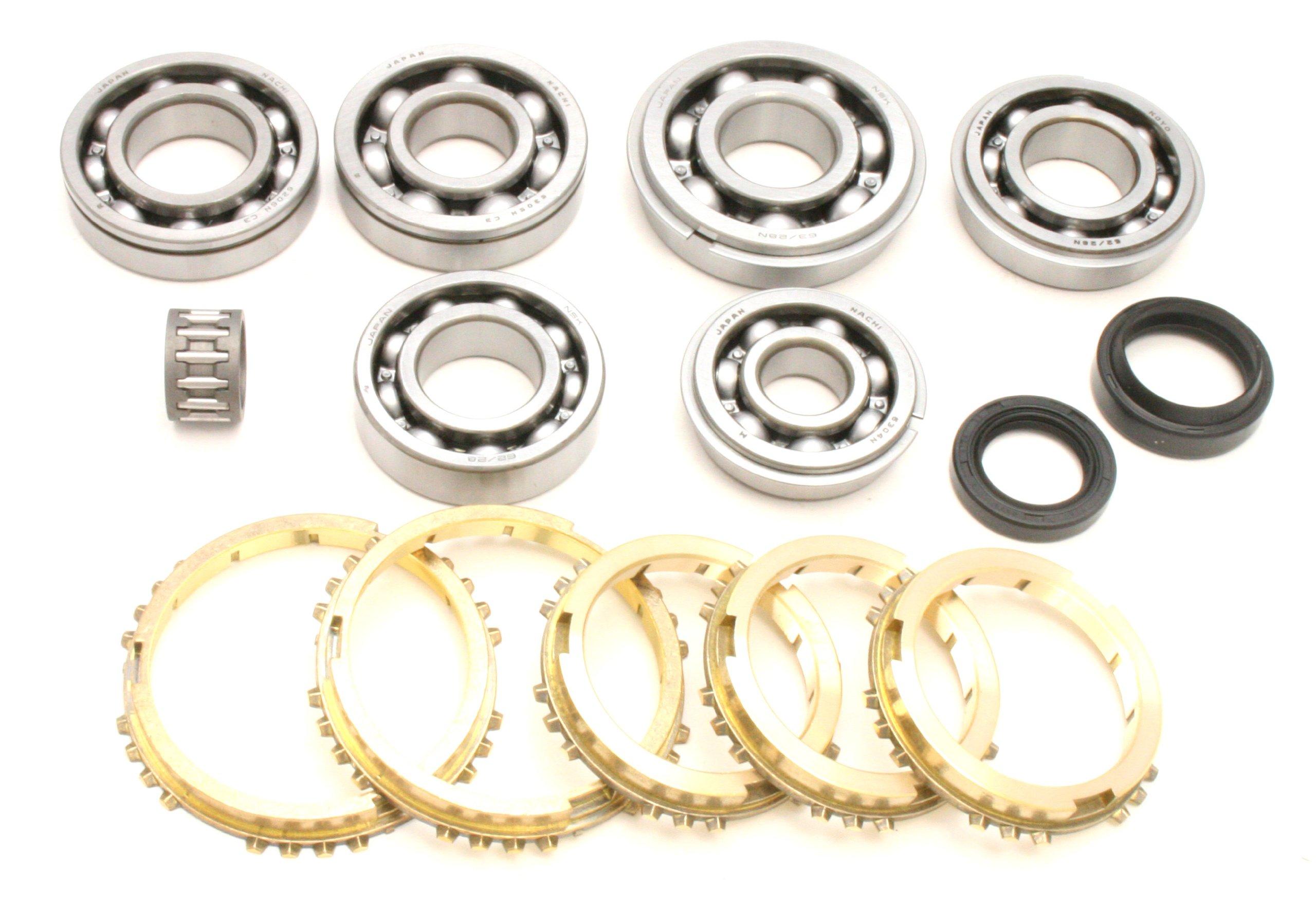 Transparts Warehouse BK165WS Suzuki Samurai Transmission Rebuild Kit with Rings