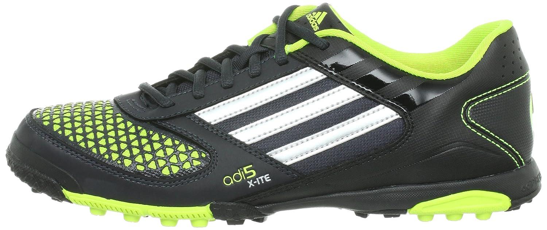 Adidas - Zinedine Zidane - Zapatillas Botines de Futsal hombre - ADI5 X-ite IN - Negro T 46: Amazon.es: Zapatos y complementos