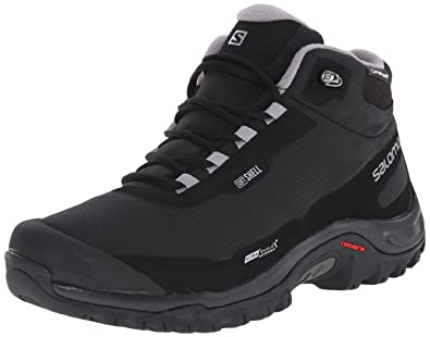 3dd05fa1bc8c Salomon Men s Shelter Cs Waterproof Snow Boot