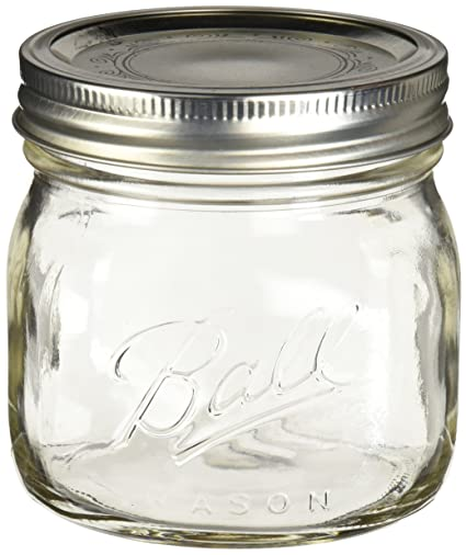amazon com ball collection elite pint mason jar with lids and bands