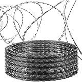 OrangeA Razor Wire Galvanized Barbed Wire Razor