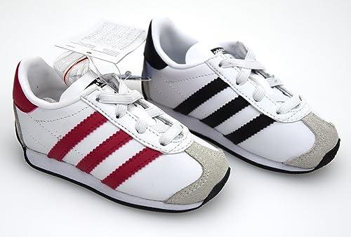 ADIDAS Zapatillas Deportivas para NIÑO NIÑA Art. S76237 - S76238 Country OG EL I: Amazon.es: Zapatos y complementos