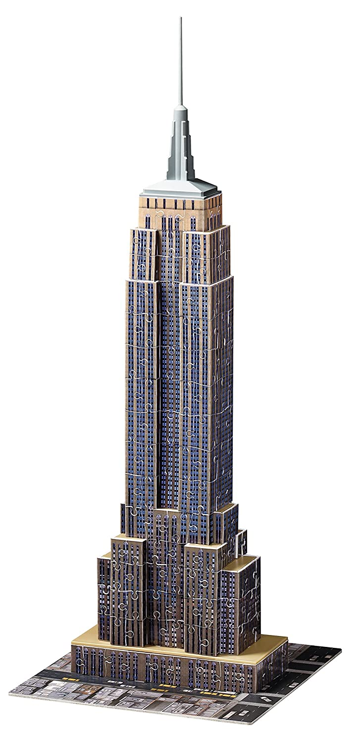 Ravensburger Empire State Building - 216 pc 3D Puzzle 12553