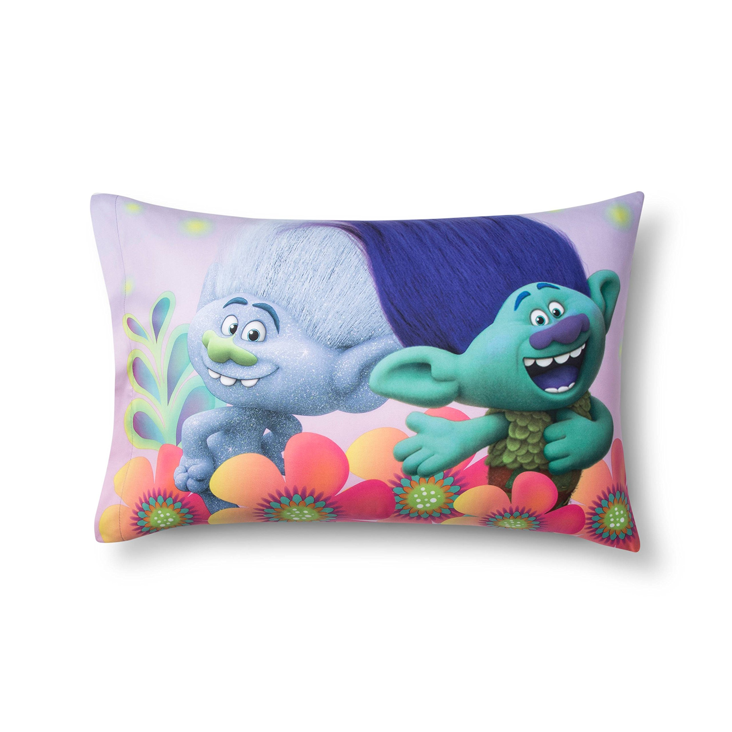 Trolls Poppy Pillow Case (Twin)