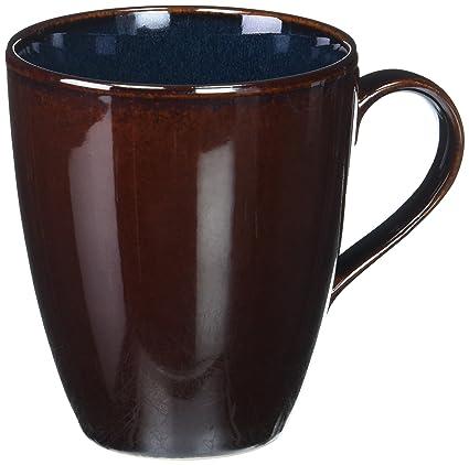 Amazon.com | Mikasa Sedona Brown Mug, 15-Ounce: Dinnerware Sets ...