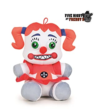PBP Five Nights at FreddyS Sister Location - Peluche Circus Baby 22cm Calidad Soft