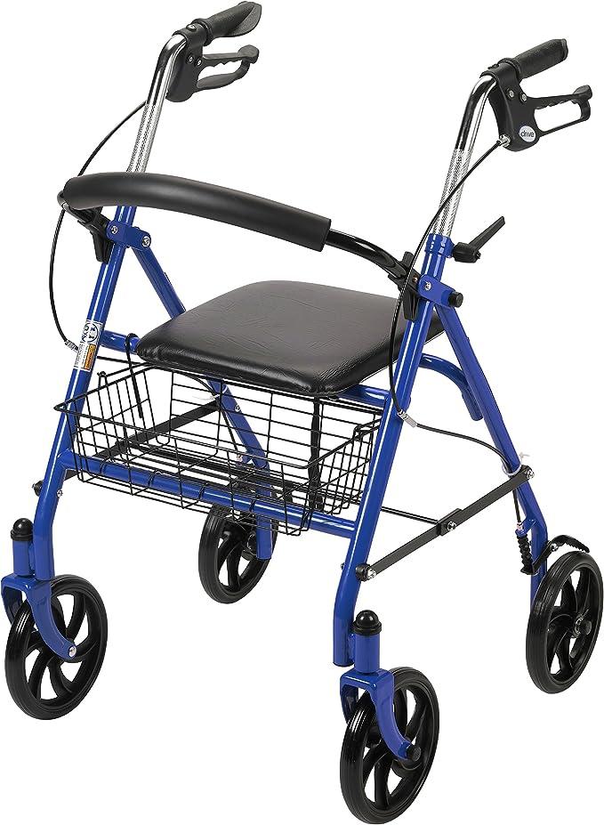 Amazon.com: Drive 10257BL-1 - Rodillo de cuatro ruedas con ...