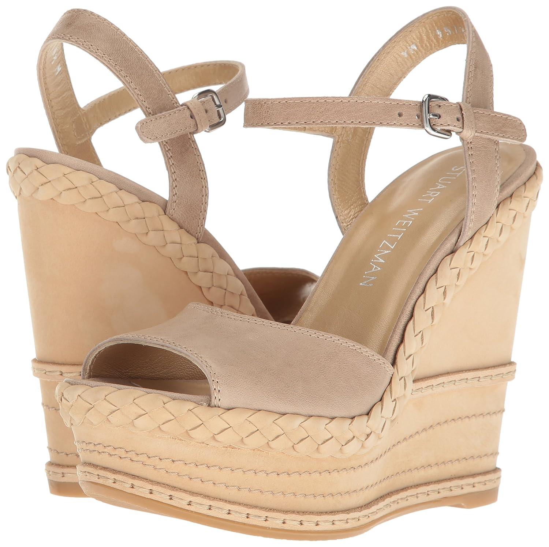 c7f241dbce3 Amazon.com  Stuart Weitzman Women s Clean Wedge Sandal  Shoes