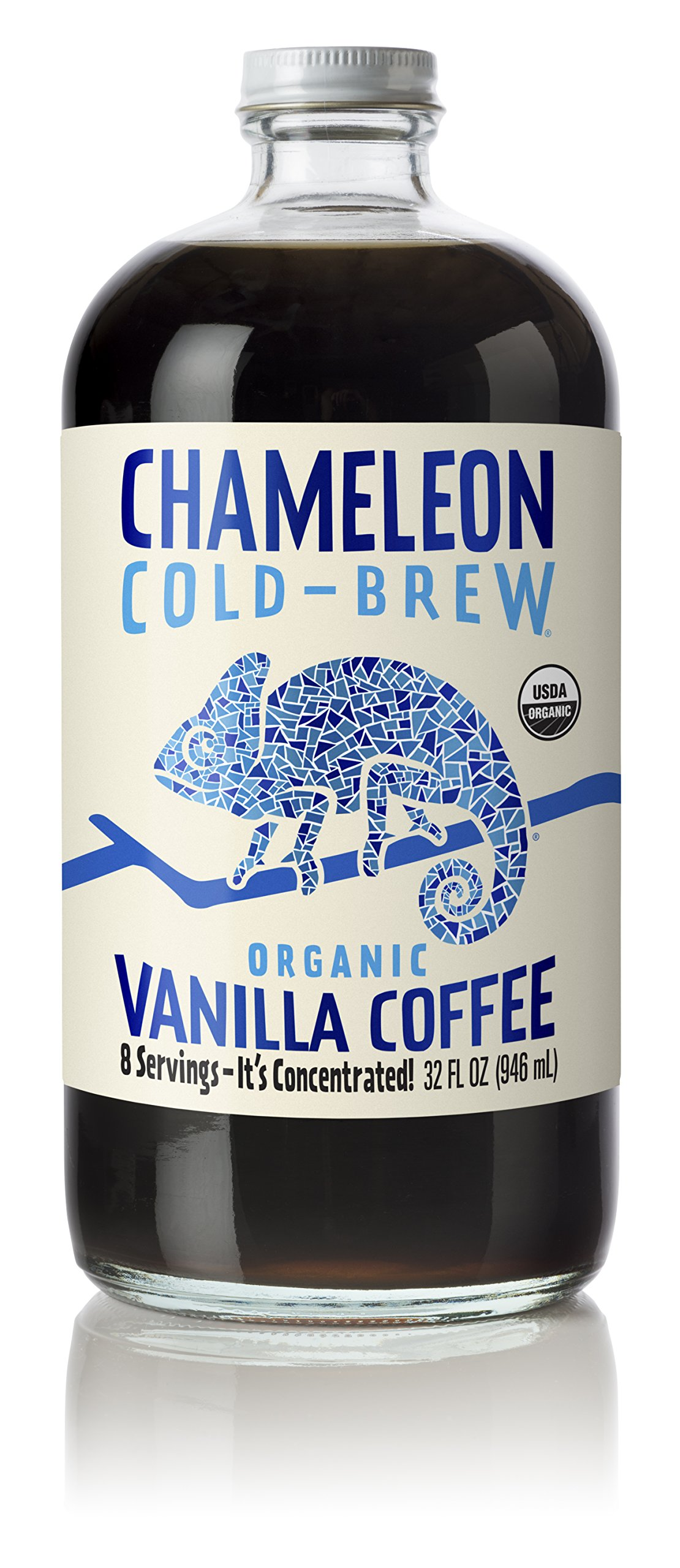 Chameleon Cold-Brew Vanilla Coffee Concentrate 6 pack