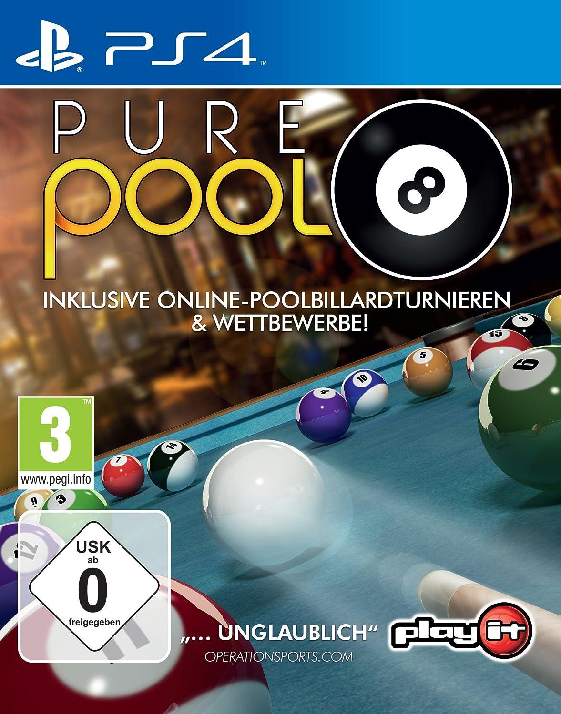 Pure Pool [Importación Alemana]: Amazon.es: Videojuegos