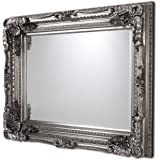 Half Price Large Fabulous Gold Overmantle Or Wall Mirror