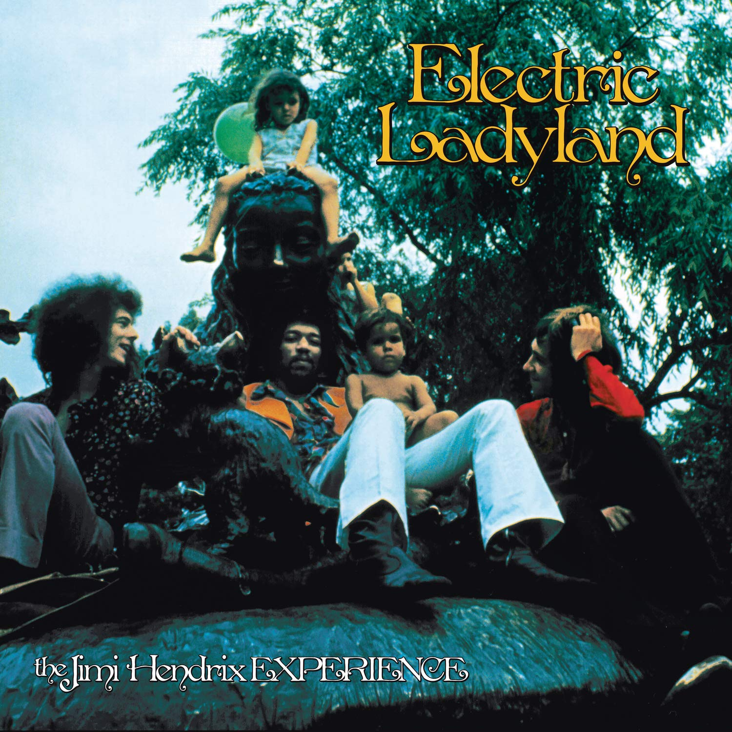 Vinilo : Jimi Hendrix - Electric Ladyland: 50th Anniversary Deluxe Edition (With Blu-ray, Boxed Set, Deluxe Edition, Anniversary Edition, Oversize Item Split)