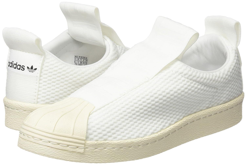 outlet store 5e066 dfdf6 Amazon.com   adidas Originals Women's Superstar Bw35 Slip On ...