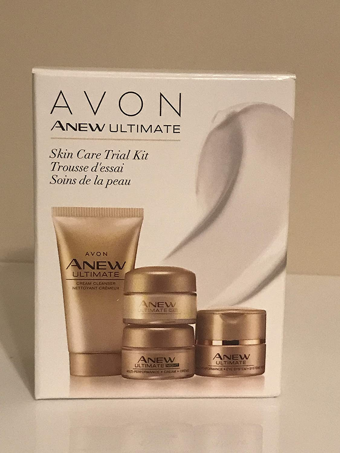 Avon Anew Ultimate Day, Night, Cleanser Eye Cream Kit