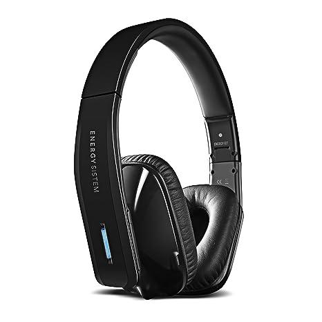 Energy Sistem 38731 - Auriculares estéreo con Bluetooth, color negro
