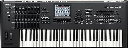 Yamaha Motif XF6 Music Production Synthesizer: Amazon in: Musical