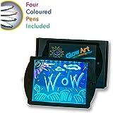 GlowArt Drawing Board (Black) by Glowart