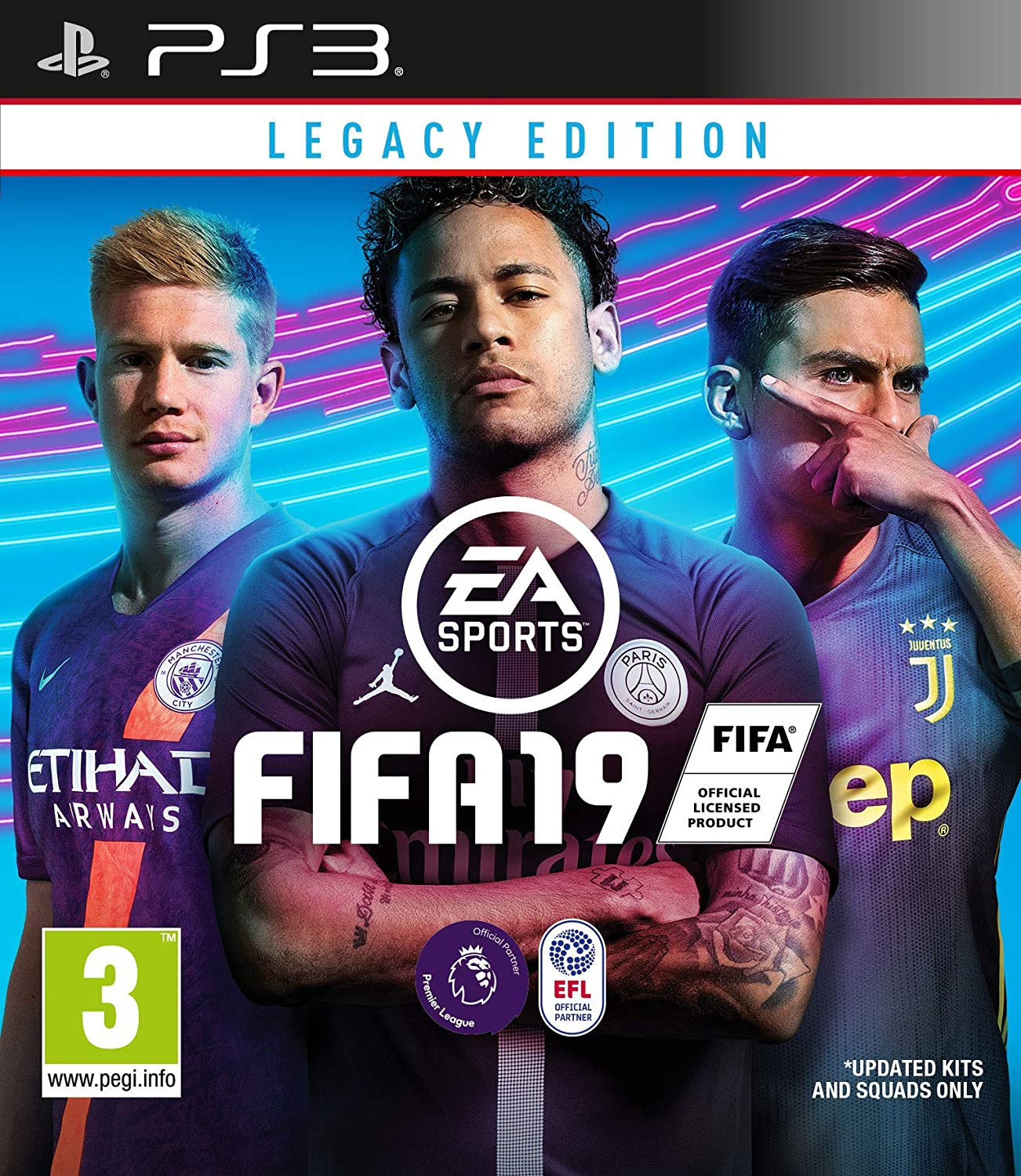 FIFA 19 Legacy Edition (PS3): Amazon co uk: PC & Video Games