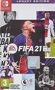 FIFA 21, Legacy Edition, Nintendo Switch