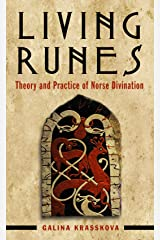 Living Runes: Theory and Practice of Norse Divination Paperback